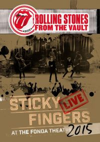 Cover The Rolling Stones - From The Vault - Sticky Fingers - Live At The Fonda Theatre 2015 [DVD]